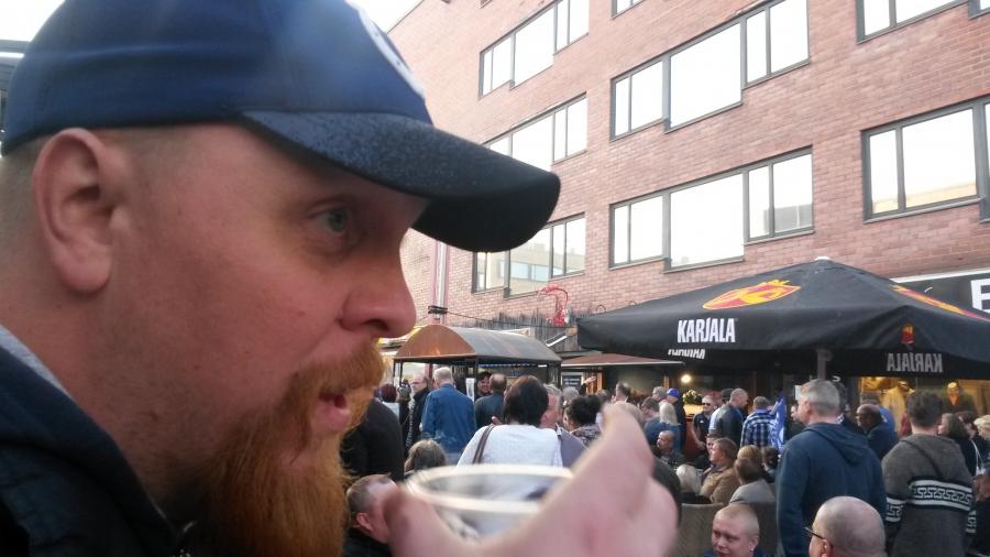 Финский рок-фест