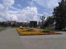 Площадь с арт-объектами
