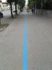 Синяя линия