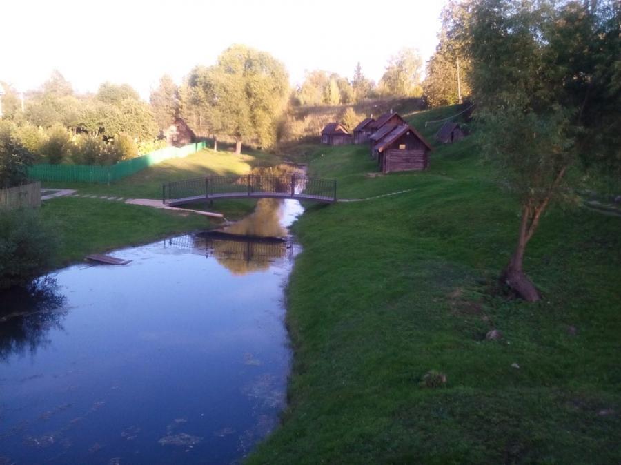 Ухтомка и деревенские баньки