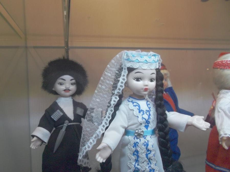 Сулико и грузинский трансвестит