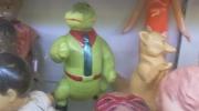 Крокодил в галстуке