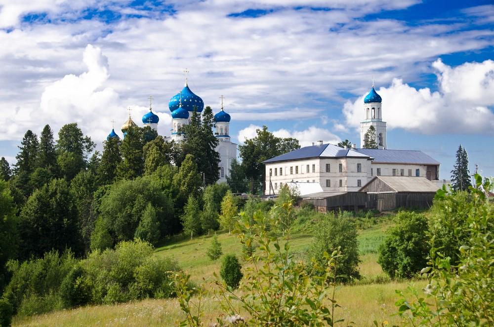 Монастырь в Ножкино