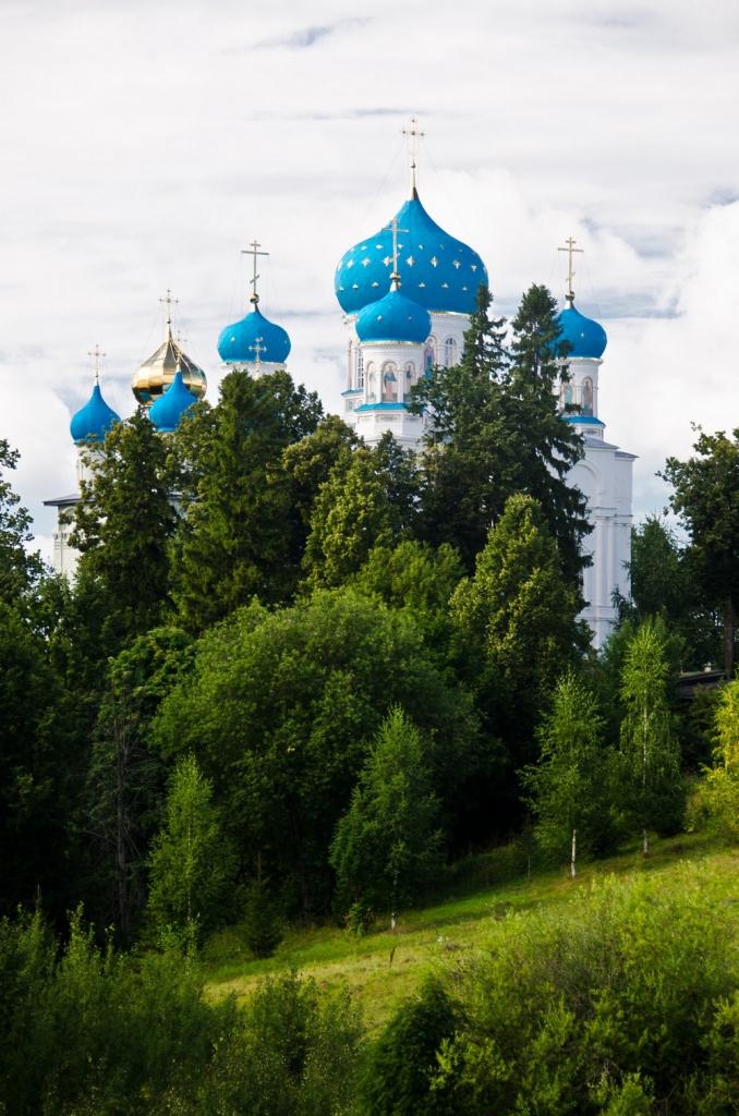 Тот же монастырь
