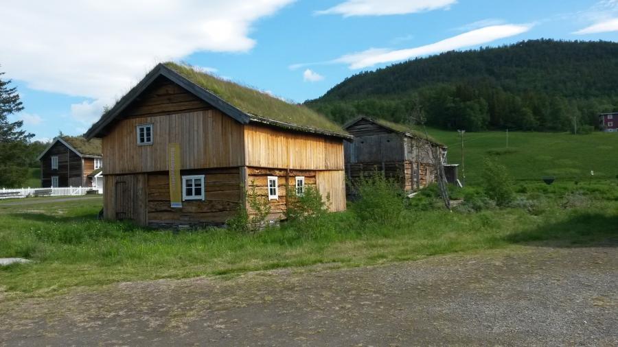 Домик-в-Норвегии